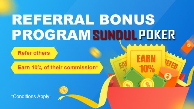 progam referral sundulpoker